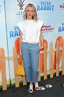 LOS ANGELES, CA - FEBRUARY 03: Ever Carradine at the premiere of Columbia Pictures' 'Peter Rabbit' at The Grove on February 3, 2018 in Los Angeles, California. <br /> CAP/MPI/DE<br /> &copy;DE//MPI/Capital Pictures
