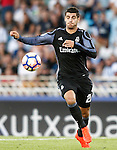 Real Madrid's Alvaro Morata during La Liga match. August 21,2016. (ALTERPHOTOS/Acero)