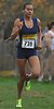 Katherine Lee of Shoreham-Wading River runs in the Suffolk County varsity cross country Division Championships at Sunken Meadow State Park on Thursday, Oct. 26, 2017. She won the 5K race.