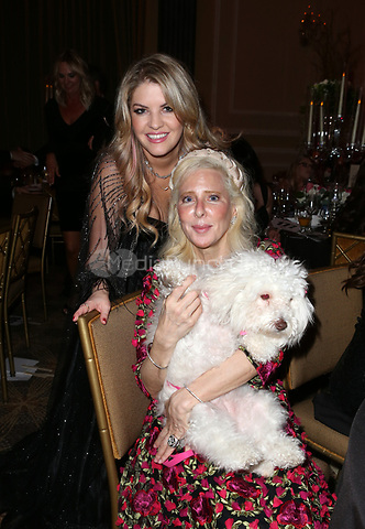 LOS ANGELES, CA - NOVEMBER 9: Pandora Todd, Mindy Levine, at the 2nd Annual Vanderpump Dog Foundation Gala at the Taglyan Cultural Complex in Los Angeles, California on November 9, 2017. Credit: November 9, 2017. Credit: Faye Sadou/MediaPunch