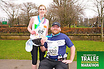 Catherine Costello 62, Brian O'Se 328, who took part in the Kerry's Eye Tralee International Marathon on Sunday 16th March 2014