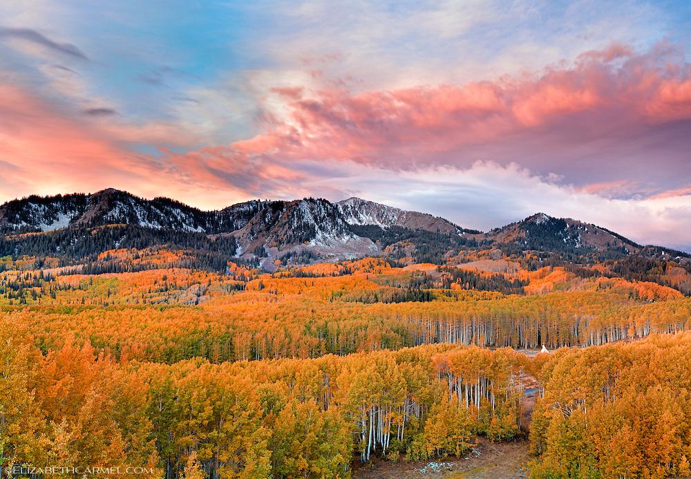 Aspen Sunrise