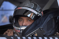Apr 19, 2007; Avondale, AZ, USA; Nascar Nextel Cup Series driver David Stremme (40) during qualifying for the Subway Fresh Fit 500 at Phoenix International Raceway. Mandatory Credit: Mark J. Rebilas