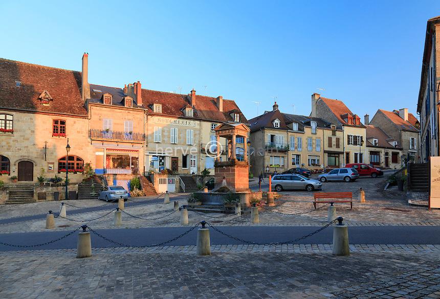 France, Allier (03), Souvigny // France, Allier, Souvigny