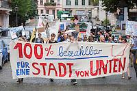 2016/07/17 Berlin | Demonstration gegen Mietenpolitik