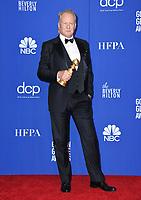 05 January 2020 - Beverly Hills, California - Stellan Skarsgard. 77th Annual Golden Globes - Press Room held at Beverly Hilton Hotel. Photo Credit: Birdie Thompson/AdMedia