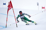 09 MAR 2016:  Brian McLaughlin (10) of Dartmouth University competes in the NCAA Division I Men's and Women's Skiing Championships take place at the Steamboat Ski Resort in Steamboat Springs, CO.  McLaughlin placed 16th in the event.  Jamie Schwaberow/NCAA Photos