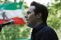 Montreal (Qc) CANADA - May 22, 2012 file photo - Victoria Day - Patriot days in quebec - Alexandre Belliard