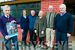 Fundraising Concert: Pictured to announce the upcoming concert in aid if th eWest Limerick Singing Club in Fr.Casey's Sports Centre on th e9th March were Owen McMahon, Marie Enright, Mike Barrett, Mary O' Connor, Donie Lyons & Philip Enright.