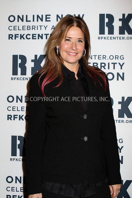 WWW.ACEPIXS.COM....December 3 2012, New York City....Lorraine Bracco arriving at the Robert F. Kennedy Center for Justice and Human Rights 2012 Ripple of Hope gala at The New York Marriott Marquis on December 3, 2012 in New York City....By Line: Nancy Rivera/ACE Pictures......ACE Pictures, Inc...tel: 646 769 0430..Email: info@acepixs.com..www.acepixs.com