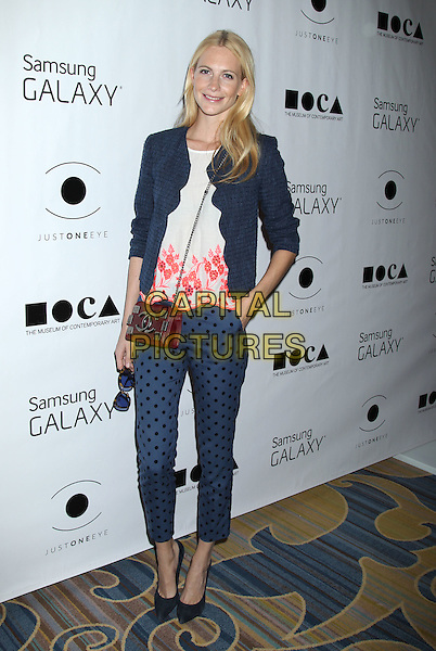 06 November 2013 - Beverly Hills, California - Poppy DeLevingne at the  8th Annual MOCA Awards to Distinguished Women in the Arts Luncheon at the Beverly Wilshire Four Seasons Hotel. <br /> CAP/ADM/RE<br /> &copy;Russ Elliot/AdMedia/Capital Pictures
