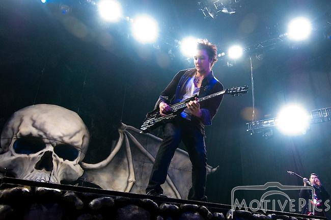 Avenged Sevenfold at Uproar Festival Verizon Wireless Amphitheater St. Louis, MO September 25th, 2011.