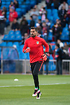 Atletico de Madrid's Miguel Angel Moya during Champions League 2015/2016 Quarter-Finals 2nd leg match. April 13, 2016. (ALTERPHOTOS/BorjaB.Hojas)