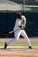 Francisco Peguero -San Francisco Giants 2009 Instructional League. .Photo by:  Bill Mitchell/Four Seam Images..