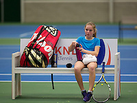 November 130, 2014, Almere, Winter Jeugd Circuit, WJC,    Sanne Schalenkamp<br />
