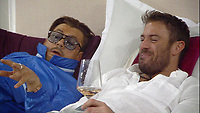 Celebrity Big Brother 2017<br /> Paul Danan, Chad Johnson<br /> *Editorial Use Only*<br /> CAP/KFS<br /> Image supplied by Capital Pictures