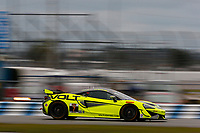 5-8 January, 2017, Daytona Beach, Florida USA<br /> 7, McLaren, McLaren GT4, GS, Alan Brynjolfsson, Chris Hall<br /> &copy;2017, Jake Galstad<br /> LAT Photo USA