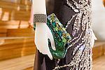 at the Catherine Martin and Muccia Prada Dress Gatsby display at Prada store in SOHO, NYC May 4, 2013.