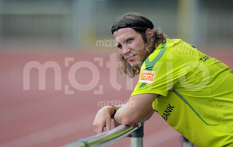 FUSSBALL  1. BUNDESLIGA   SAISON 2010/2011   Trainingsauftakt und Laktattest SV Werder Bremen 05.07.2010 Torsten FRINGS pausiert