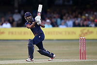Varun Chopra hits 4 runs for Essex during Essex Eagles vs Sussex Sharks, Vitality Blast T20 Cricket at The Cloudfm County Ground on 4th July 2018