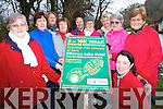 Getting fit and healthy for the 2013? Then join the Operation Transformation walk in Killarney on Saturday, January 19th. It is part of a number of walks taking place around the country. .Front L-R Maura O'Neil and Eilish McCarthy. .Middle L-R Mairead McCarthy, Maura Gammell and Ann Moriarty, Claudia White and Rosemary Nolan. .Back L-R Josephine Lawlor, Eileen Sparron and Nuala Douglas.