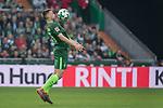 15.04.2018, Weser Stadion, Bremen, GER, 1.FBL, Werder Bremen vs RB Leibzig, im Bild<br /> <br /> <br /> Maximilian Eggestein (Werder Bremen #35)<br /> Foto &copy; nordphoto / Kokenge