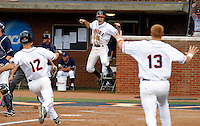 Virginia wins 2011 NCAA Regional baseball tournament over UC Irvine