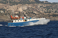 - Puglia, la costa a S.Maria di Leuca, lembo estremo dell'Italia<br /> <br /> - Apulia, the coast near S.Maria of Leuca, extreme border of Italy