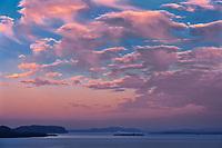 Lake Superior at sunrise<br />Thunder Bay<br />Ontario<br />Canada