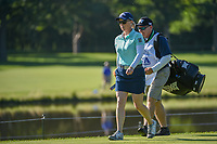 Morgan Pressel (USA) heads down 3 during round 1 of the 2018 KPMG Women's PGA Championship, Kemper Lakes Golf Club, at Kildeer, Illinois, USA. 6/28/2018.<br /> Picture: Golffile | Ken Murray<br /> <br /> All photo usage must carry mandatory copyright credit (&copy; Golffile | Ken Murray)