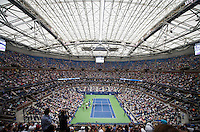 AMBIENCE<br /> <br /> TENNIS - THE US OPEN - FLUSHING MEADOWS - NEW YORK - ATP - WTA - ITF - GRAND SLAM - OPEN - NEW YORK - USA - 2016  <br /> <br /> <br /> <br /> &copy; TENNIS PHOTO NETWORK
