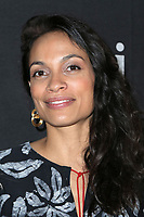 Rosario Dawson receives the Social Justice Filming In Italy Award