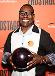 Tony Richardson attends The Second Stage Theater's  32nd Annual All-Star Bowling Classic at the Lucky Strike on February 11, 2019 in New York City.