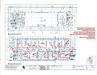 Key Plan 2 of 4: Central High School Bridgeport CT Expansion & Renovate as New. State of CT Project # 015--0174 Progress Submission 25 - 3 March 2017