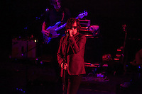 Mark Lanegan performs at Teatro nuevo Apolo in  Madrid