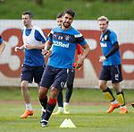 07.05.2018 Rangers training: Eduardo Herrera
