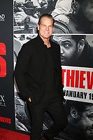 "LOS ANGELES - JAN 17:  Brian Van Holt at the ""Den of Thieves"" Premiere at Regal LA Live Theaters on January 17, 2018 in Los Angeles, CA"