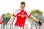 Kenmare in action against Shane Ryan Rathmore in the Senior County Football Semi Final in Fitzgerald Stadium on Sunday.