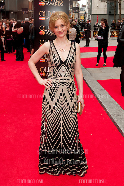 Anne Marie Duff arriving for the Laurence Olivier Awards 2013 at the Royal Opera House, Covent Garden, London. 28/04/2013 Picture by: Simon Burchell / Featureflash