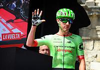 Vuelta stage 2