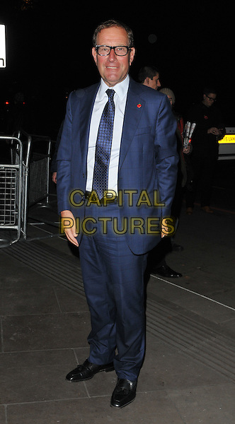 Richard Desmond attends the Music Industry Trusts Award 2015, Grosvenor House Hotel, Park Lane, London, England, UK, on Monday 02 November 2015. <br /> CAP/CAN<br /> &copy;CAN/Capital Pictures