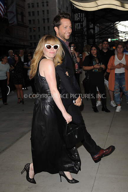www.acepixs.com<br /> September 8, 2016  New York City<br /> <br /> Natasha Lyonne and Derek Blasberg attending the The Daily Front Row's 4th Annual Fashion Media Awards at Park Hyatt New York on September 8, 2016 in New York City. <br /> <br /> <br /> Credit: Kristin Callahan/ACE Pictures<br /> <br /> <br /> Tel: 646 769 0430<br /> Email: info@acepixs.com