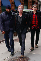 NEW YORK, NY - MAY 9: Kiefer Sutherland  at BUILD SERIES on May 9, 2019 in New York City.     <br /> CAP/MPI99<br /> ©MPI99/Capital Pictures