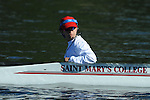 GOLD RIVER, CA - APRIL 30:  The Saint Marys Gaels during the WCC Women's Rowing Championships on April 30, 2010 in Gold River, California.