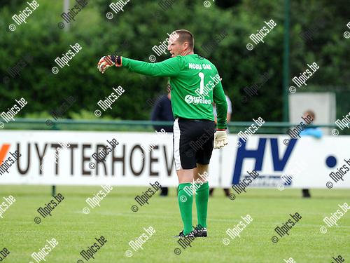 2013-07-12 / Voetbal / seizoen 2013-2014 / KSK Heist - Oosterzonen / Bart Deelkens<br /><br />Foto: Mpics.be