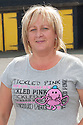 Sun Independence Referendum Map : Gail Comrie, 48, Sauchie.