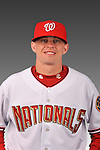14 March 2008: ..Portrait of Boomer Whiting, Washington Nationals Minor League player at Spring Training Camp 2008..Mandatory Photo Credit: Ed Wolfstein Photo