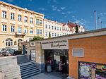 """Rzeszów (woj. podkarpackie) 2018-10-11. Centrum miasta - Podziemna Trasa Turystyczna """"Rzeszowskie piwnice"""""""
