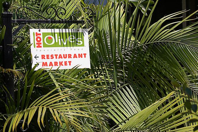 Hot Olives Market and Restaurant, Hannibal Square, Orlando, Florida