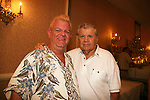 "General Hospital's Johnny Whitaker first ""Scotty Baldwin"" & Bob Hastings ""Burt Ramsey"" at 4th Annual Mid-Atlantic Nostalgia Convention in Aberdeen, Maryland. (Photo by Sue Coflin/Max Photos)"